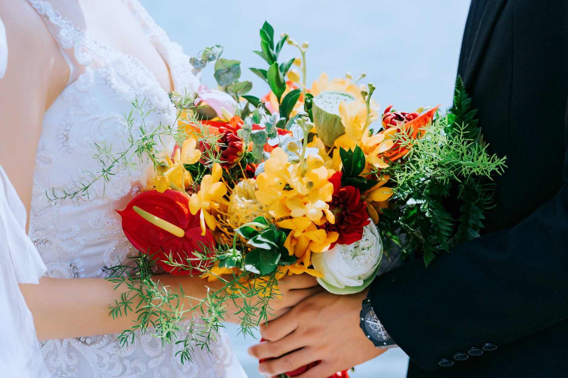 Eastern European bride